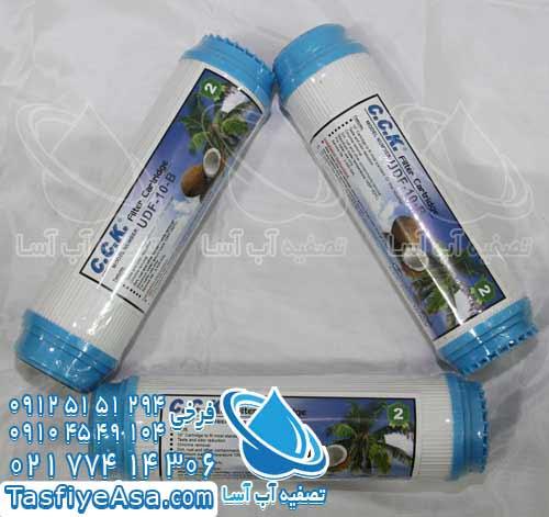 لیست قیمت انواع فیلتر مرحله دوم دستگاه تصفیه آب سافت واتر تایوانی Soft wate taiwan