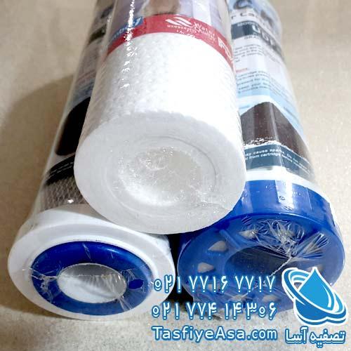 آموزش نحوه صحیح تعویض فیلتر آب تصفیه کن خانگی