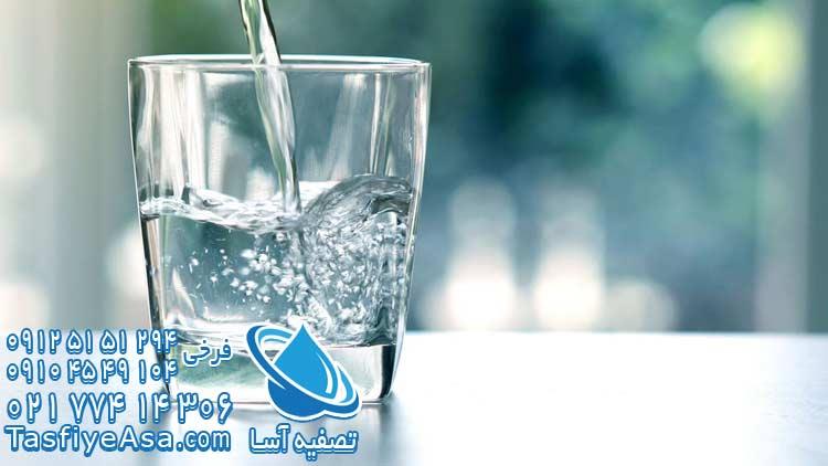 آیا آب مقطر قابل آشامیدن شرب است