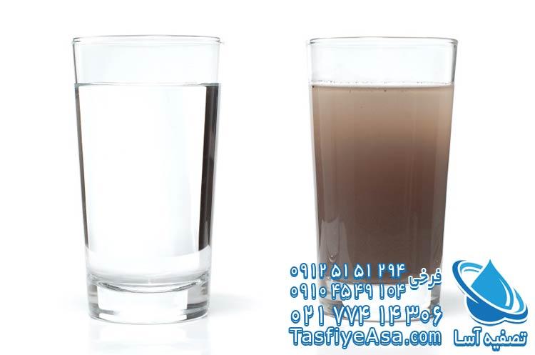 آیا دستگاه تصفیه آب خانگی مفید است