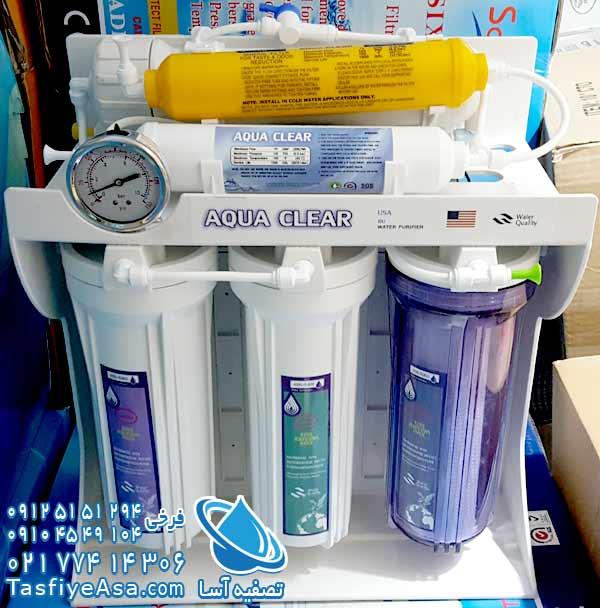 بهترین دستگاه تصفیه آب آکوا تایوان