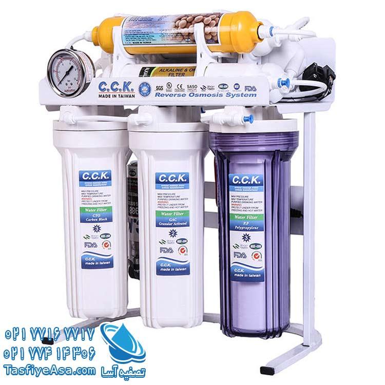 خرید دستگاه تصفیه آب خانگی حرفه ای