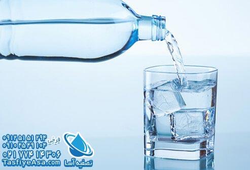 خرید دستگاه تصفیه آب خانگی و درمان سنگ کلیه آب آشامیدنی