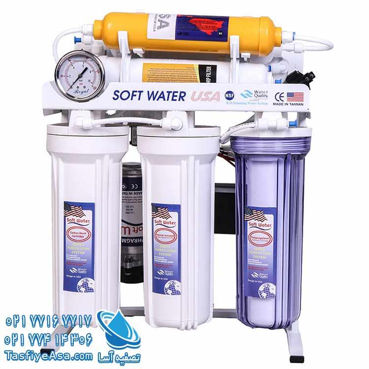 خرید دستگاه تصفیه آب خانگی ro اسمز معکوس