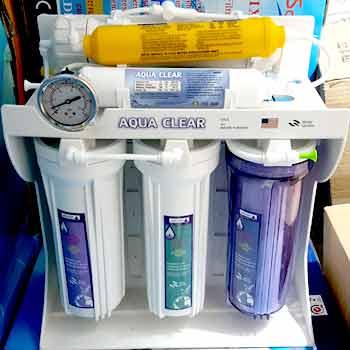 دستگاه آب شیرین کن خانگی آکوا کلر تایوان Aqua Clear