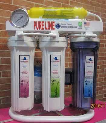 دستگاه های تصفیه ی آب پیور لاین Pure Line