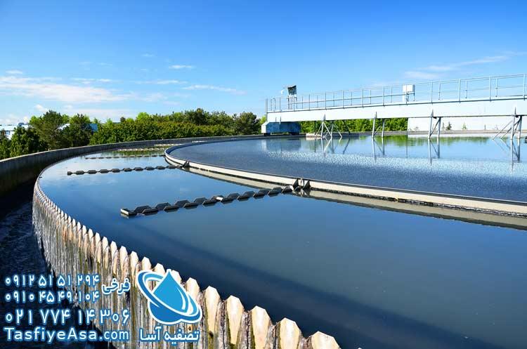 روش تصفیه فاضلاب و دستگاه تصفیه خانگی آب هشت مرحله ای
