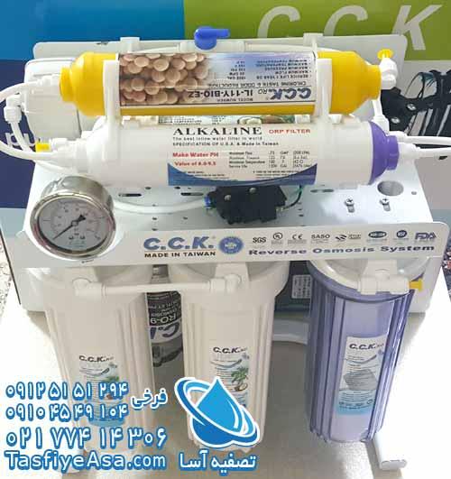 شرح کامل قطعات و عملکرد دستگاه تصفیه آب خانگی