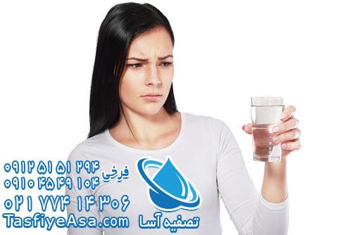 علت تلخی آب دستگاه تصفیه آب خانگی