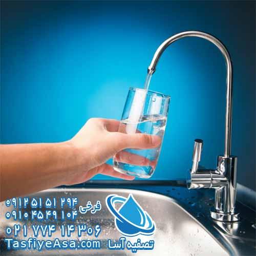 فواید نوشیدن آب تصفیه شده