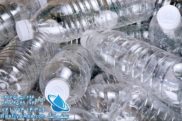 مضرات بطری آب معدنی