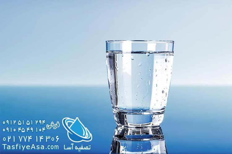 مقدار استاندارد سختی آب آشامیدنی
