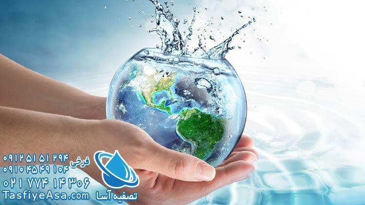 نگرانی جهانی برای دستگاه تصفیه کننده آب آشامیدنی سالم