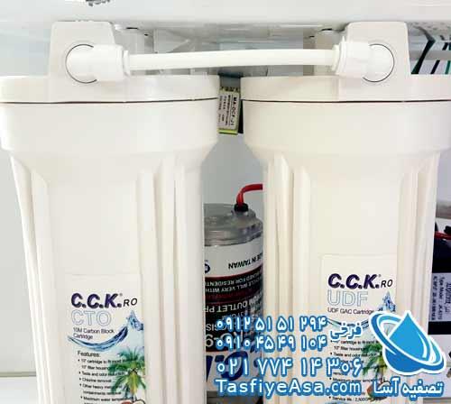 عملکرد فیلتر مرحله دوم و سوم تصفیه آب خانگی
