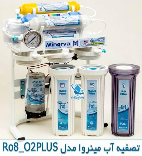 مشخصات بهترین برند تصفیه کننده آب