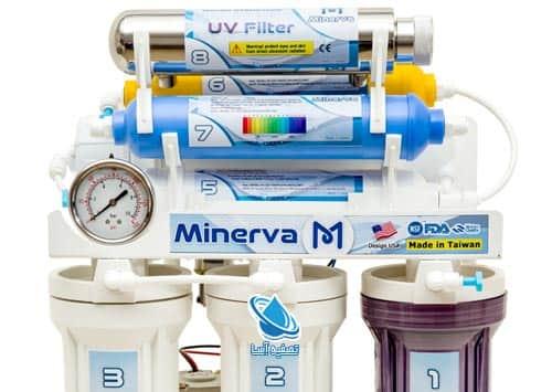 بهترین فیلتر تصفیه آب خانگی