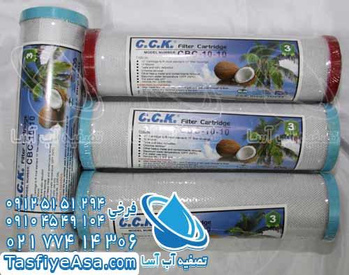 فیلتر مرحله سه 3 شماره 3 تصفیه آب کربن فشرده بلاک نارگیل تایوانی تصفیه تسویه تسفیه تصویه آب خانگی